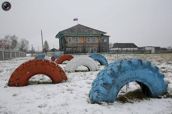 Как живут люди в деревнях в Свердловской области