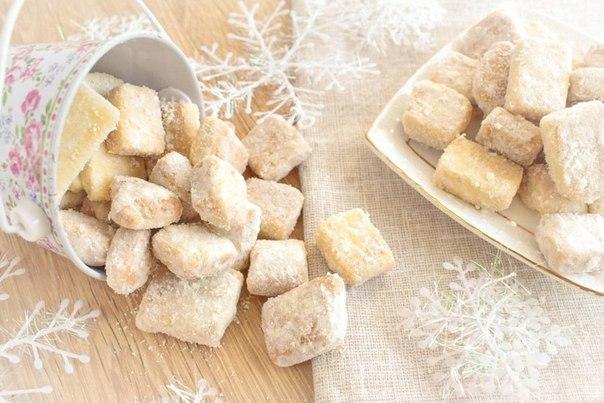 Печенье «Снежинка»