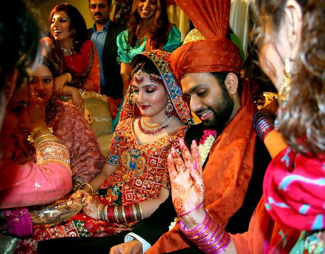 Невеста поменяла жениха прямо на свадьбе