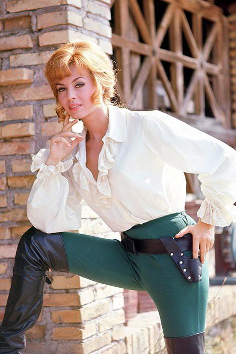 Как сложилась судьба Мишель (Жоселин) Мерсье - легендарной Анжелики Анжелика, Мишель Мерсье