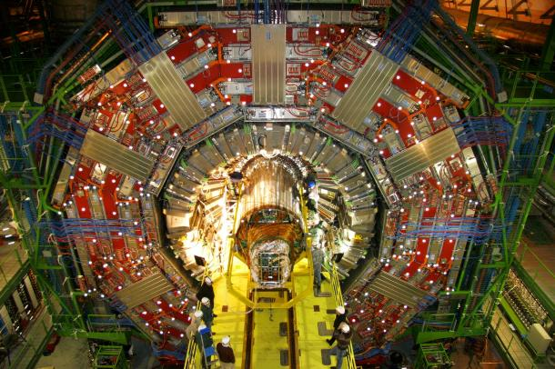Европейские учёные снова запустят Большой адронный коллайдер