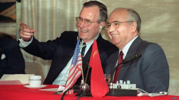 Закончилась ли Холодная война?