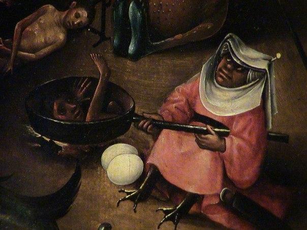 Иероним Босх:  тайна за семью печатями