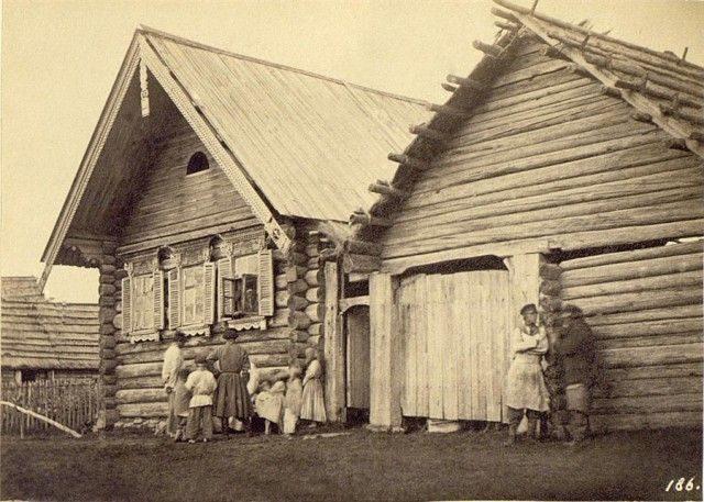 Как жили крестьяне в Российской империи