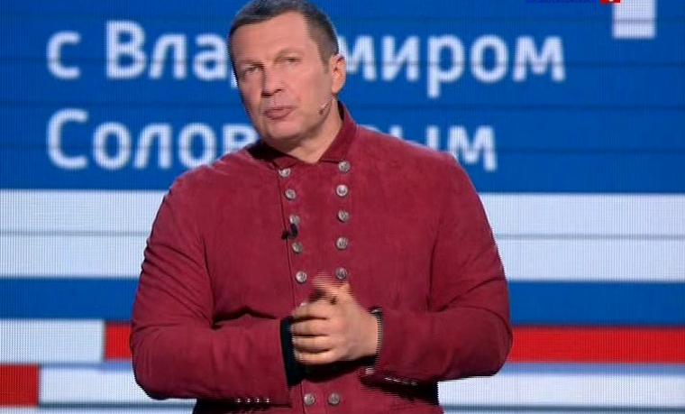 Служите Богу? Так точно! Пресс-секретаря патриарха высмеяли после шоу Соловьева.