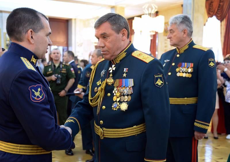 Начальник Генштаба взялся за «наведение порядка» в армии