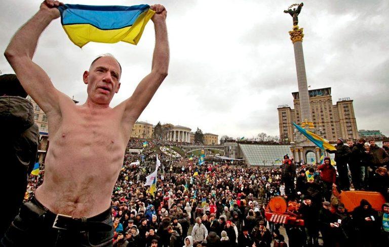 На Украине вернулись «святые…