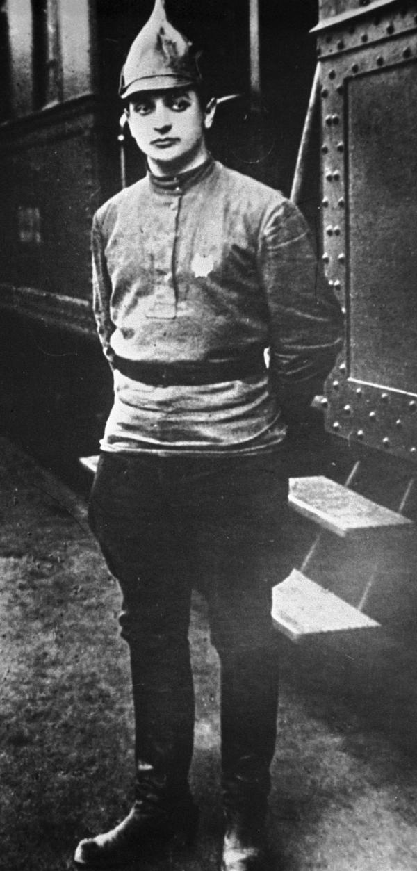 Михаил Тухачевский - командующий Западным фронтом. 1920 г. / РИА Новости ria.ru