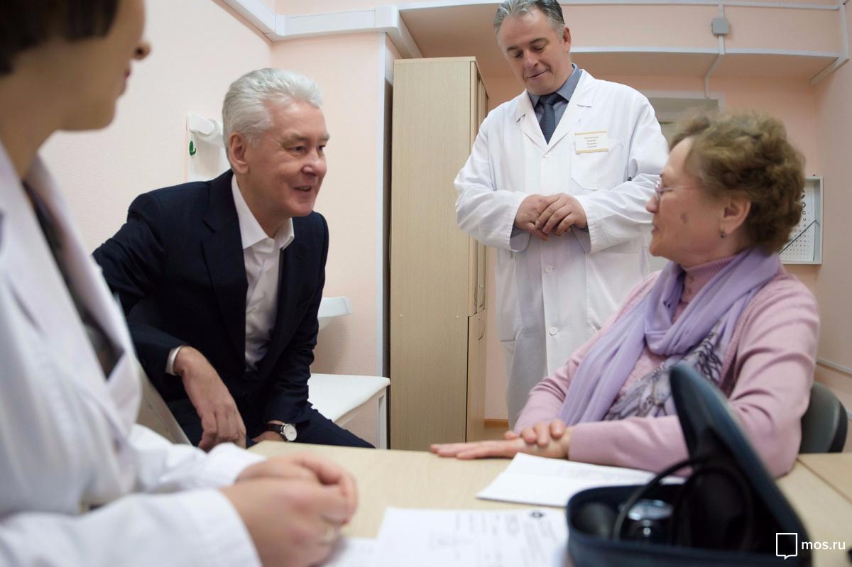 Московские поликлиники получат новый стандарт работы