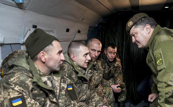 Последняя подлость Порошенко: 31 марта Донбасс утопят в крови