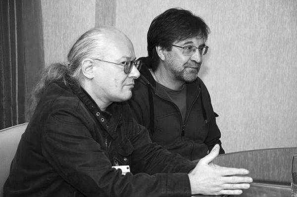 ВПетербурге избили автора «Рок-энциклопедии»