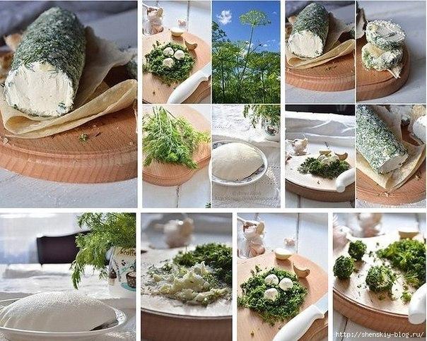 Творожный сыр из сметаны и кефира своими руками