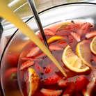 Пробуем на вкус и смотрим,чего не хватает))) На самом деле напитку лучше немного настояться до подачи в холодильнике!