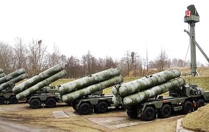 Россия осуществила поставки С-300 в Сирию