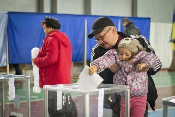 Выборы на Донбассе могут пройти в июне — источник