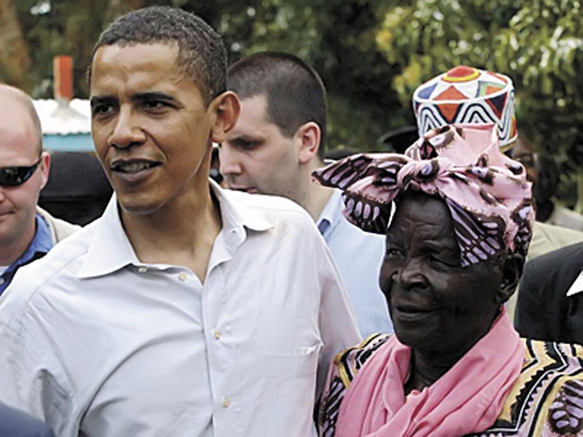 Обама отказался навестить свою бабушку во время визита в Кению