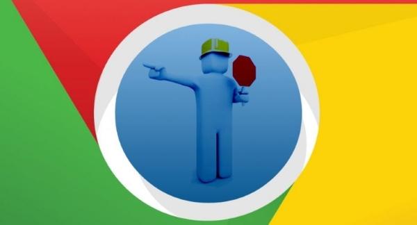 Как в Google Chrome включить блокировку нежелательных переходов