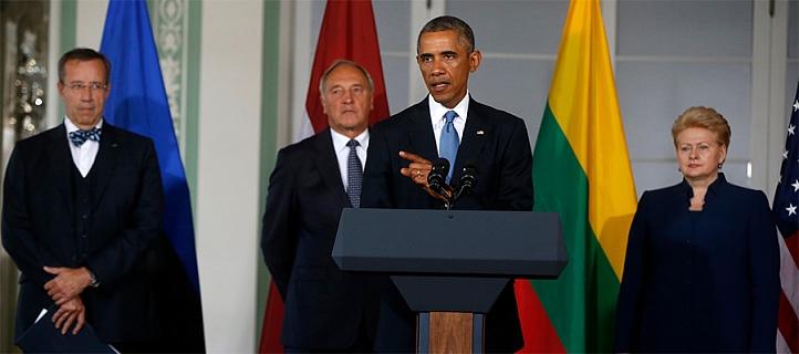 Американцы задумались, а не исключить ли Прибалтику из НАТО
