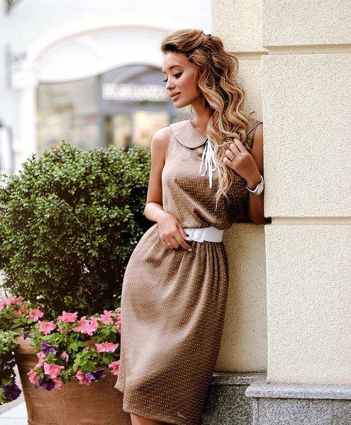 Платья, которые выделяют ухоженную женщину