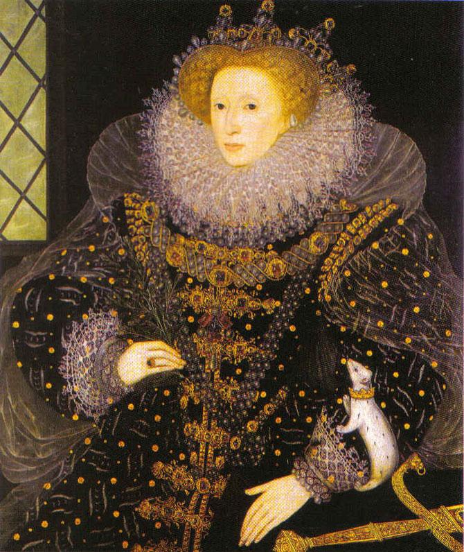 Елизавета I: Золотой век королевы-девственницы