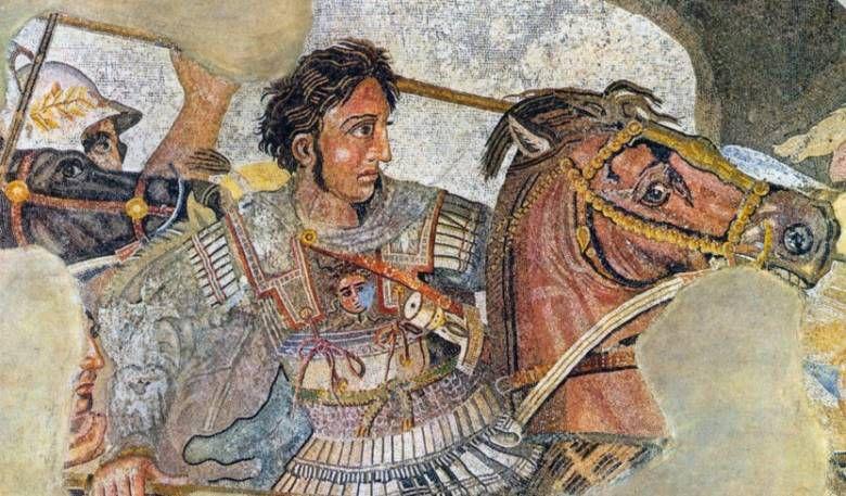 Личный маг Александра Македонского