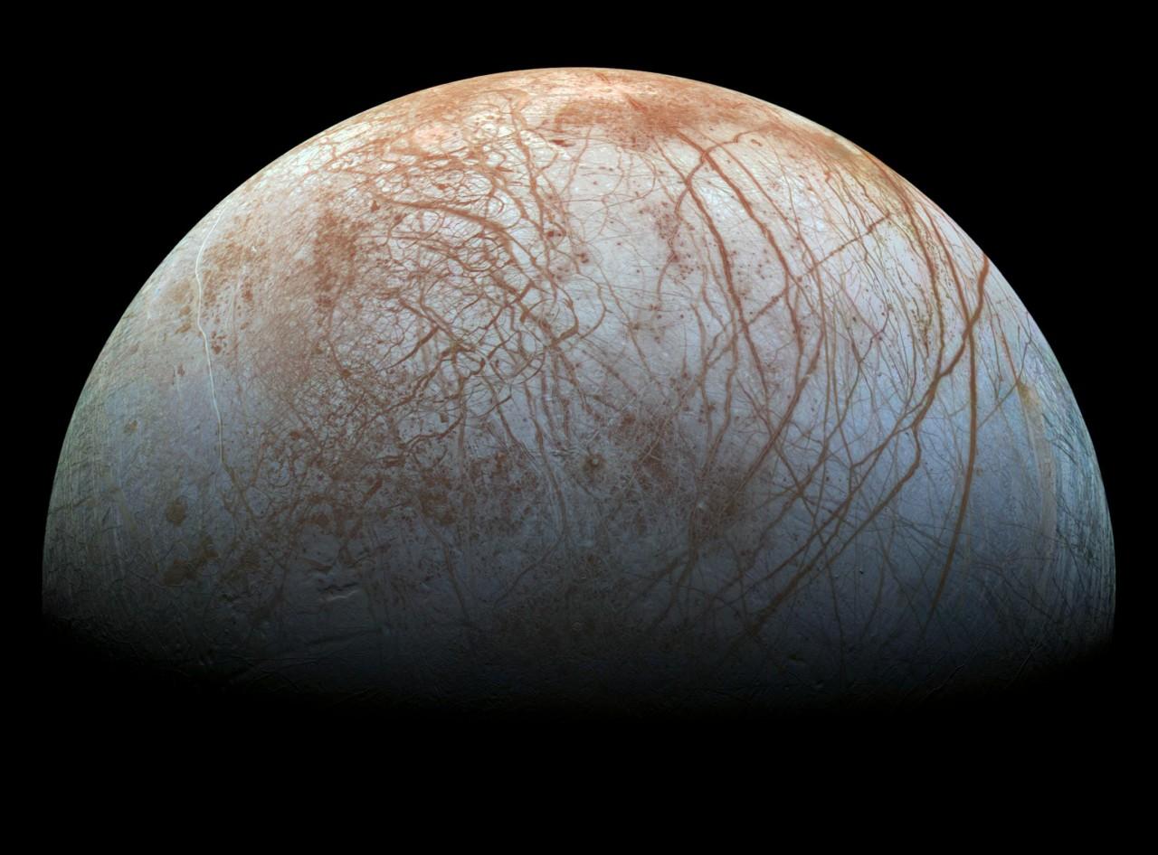 Новый робот «горит желанием» исследовать ледяной спутник Юпитера Европу