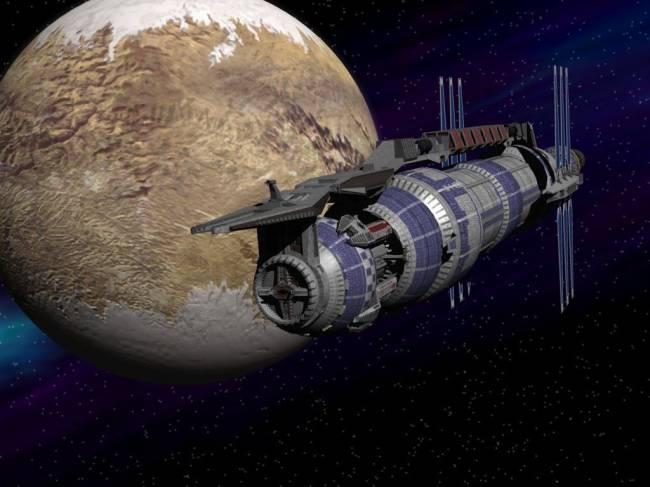 Стивен Хокинг и колонизация Марса