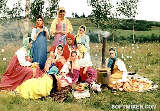 Как афганцы смотрят советское кино