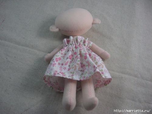 Как сшить куклу. Выкройка и фото мастер-класс (9) (500x375, 104Kb)