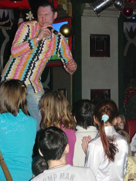 Новогодние дискотеки для детей