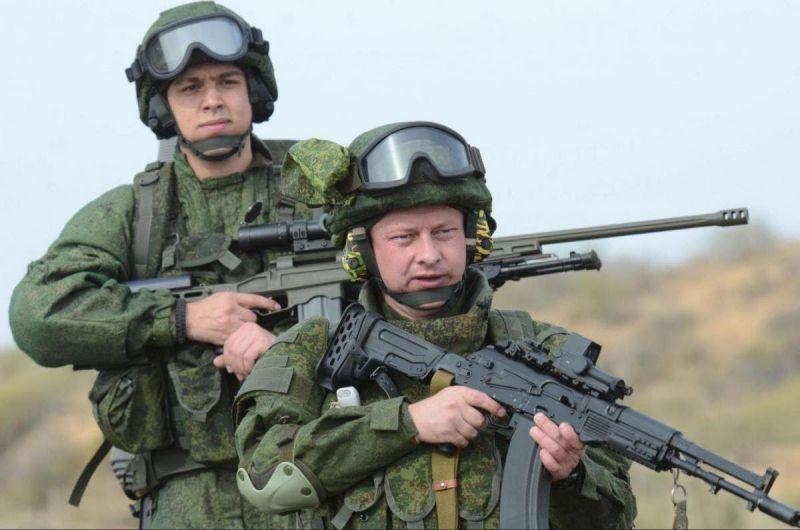 В прошлом году в войска поступило 80 тыс комплектов «Ратник»