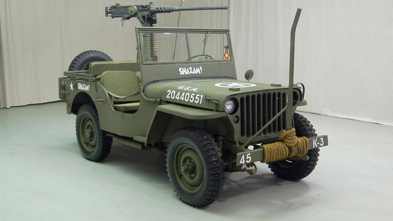 Ford GPW. Или как рождался Jeep