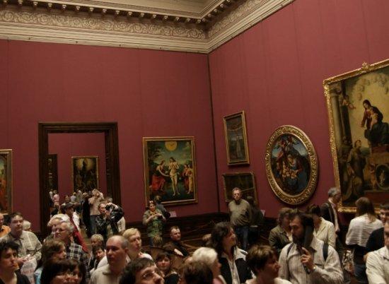 Галерея в Дрездене - рекомендуем посетить!