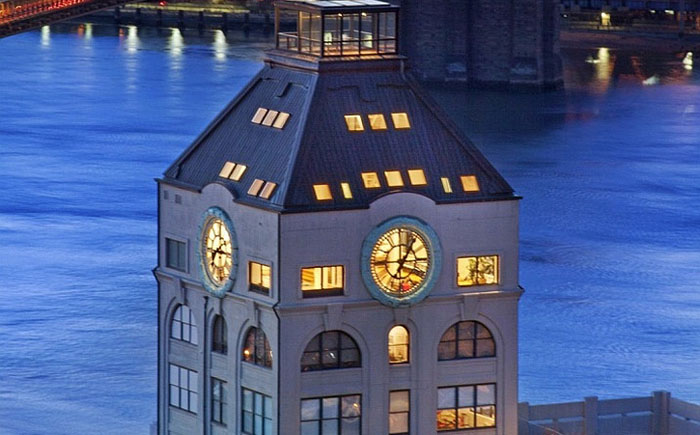 Самые невероятные реконструкции старых зданий
