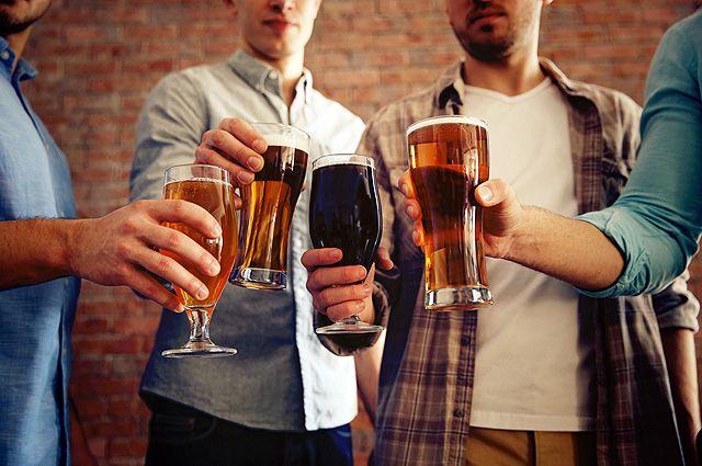 Пивной живот — правда или миф?