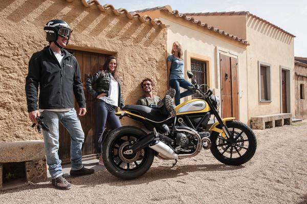 Ducati Scrambler — производство стартовало - Фото 1