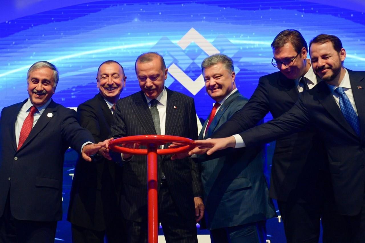 Сбудутся ли надежды Украины на газ из Азербайджана