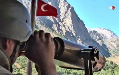Пентагон обвинил Россию в нарушении воздушного пространства Турции