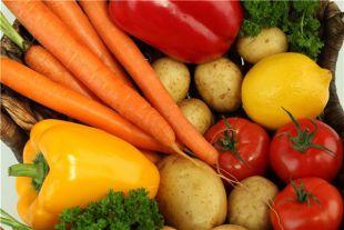 Чем помогут 5 разноцветных групп овощей и фруктов