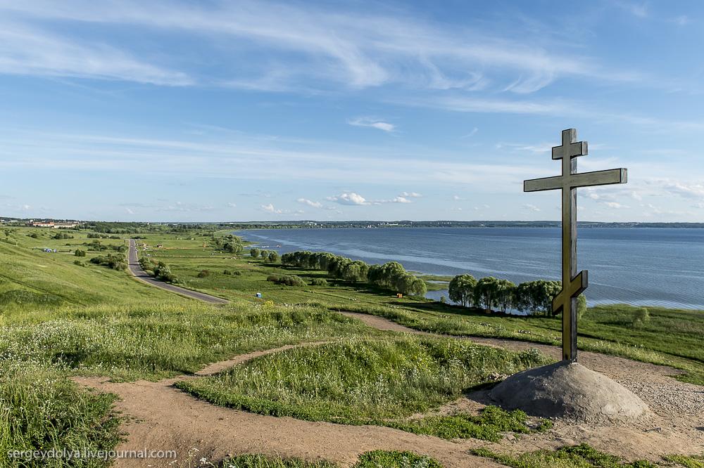 Плещеево озеро . Золотое Кольцо России