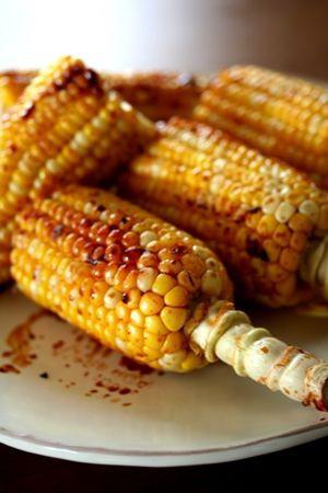 Кукуруза в соевом соусе вкусно, кукуруза, рецепт