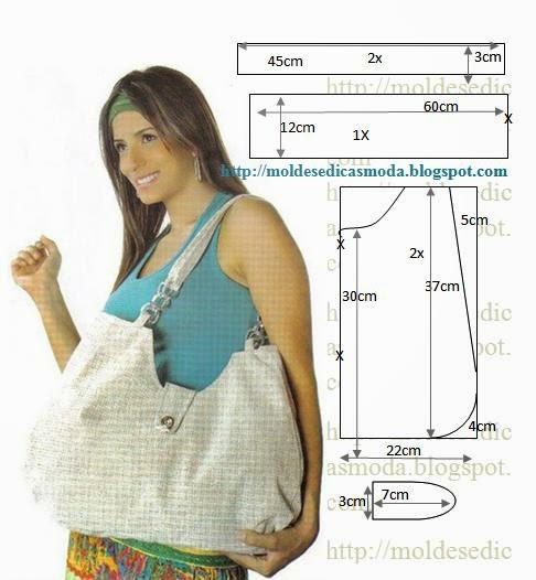 Пошить летнюю сумку своими руками выкройки все буде добре