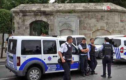 Целью террористов в Стамбуле была машина со спецназом