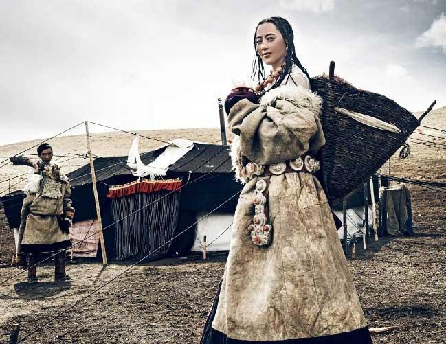 Несколько мужей тибетской жены. Невероятно интересно!