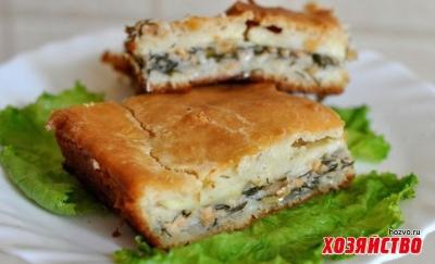 Рецепт вкуснейшего пирога с рыбными консервами