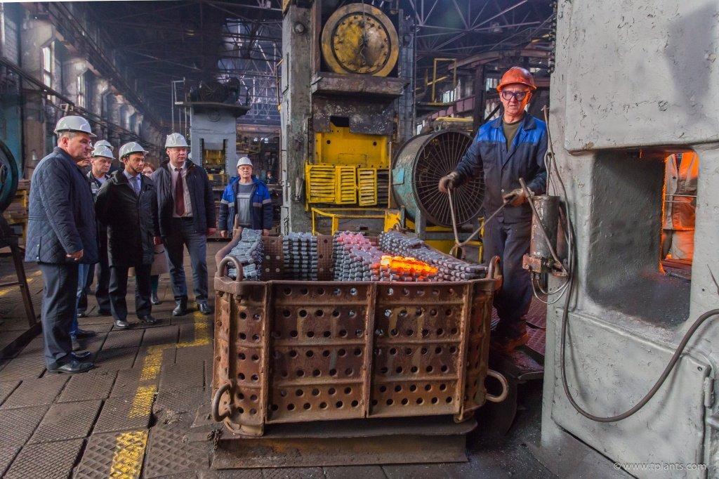 В России возродят флагмана машиностроения по выпуску двигателей