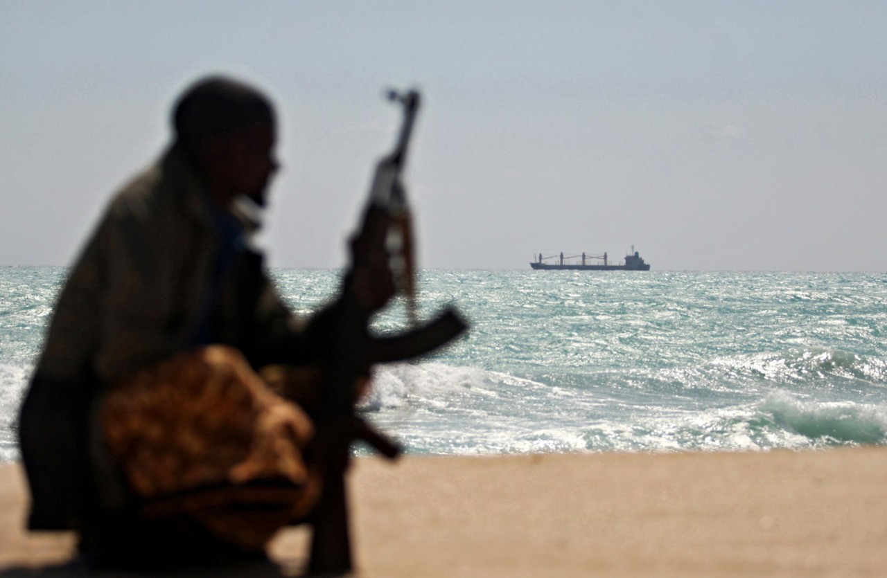 piracy in somalia The fourth volume of the handbook: best management practices to deter piracy off the coast of somalia and in the arabian sea area (known as bmp4) is the current authoritative guide for merchant ships on self-defense against pirates.