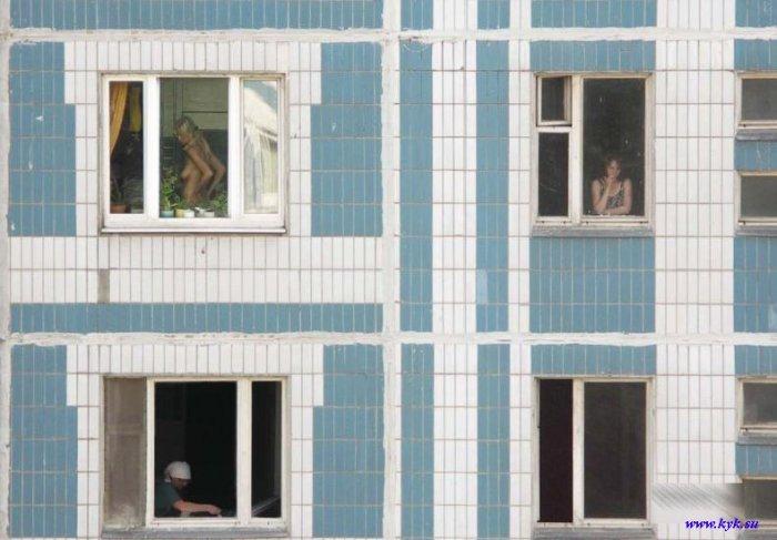 Российские окна...Кладезь пр…