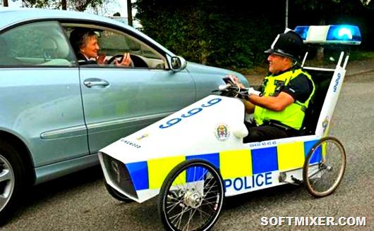 Необычные законы для автоводителей
