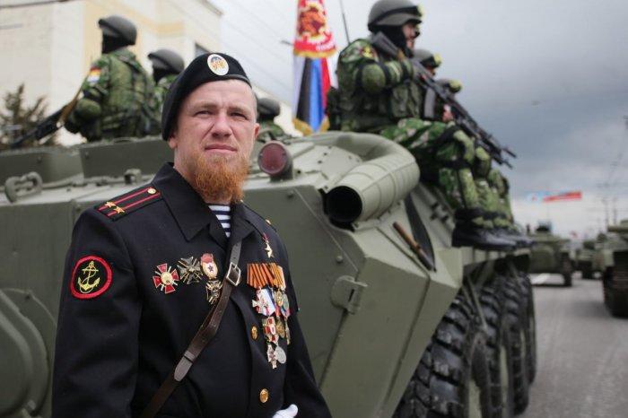 Известный донецкий батальон был назван в честь «Моторолы»